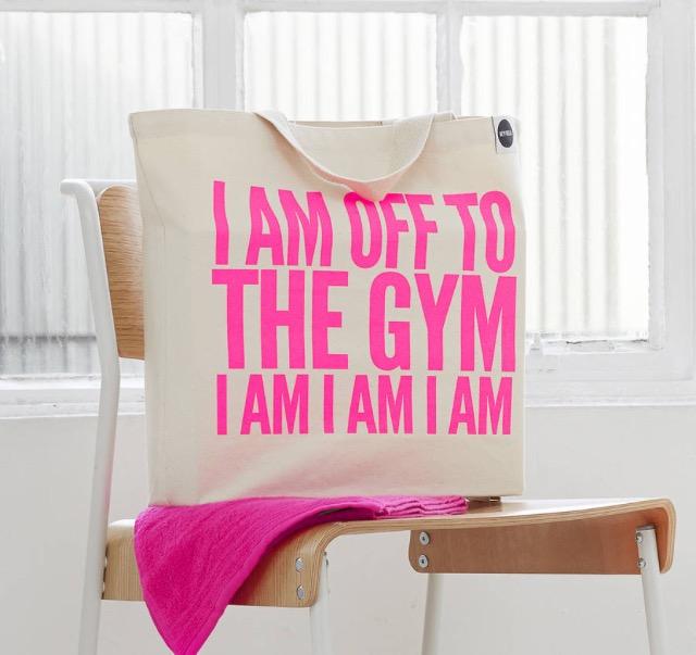 gym bag noths