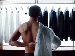 Christian Grey Wardrobe