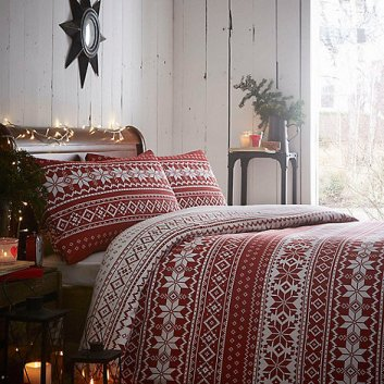 Debenhams Fairisle Bedding