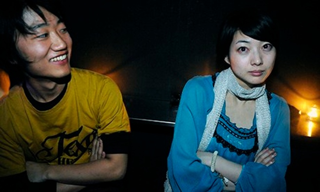 Japanese-man-and-woman
