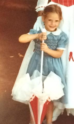 Mary Poppins Parasol