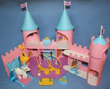 mlp dream castle