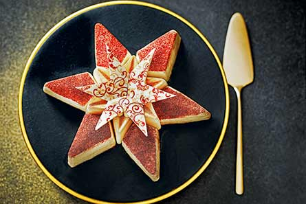 M&S Christmas Star