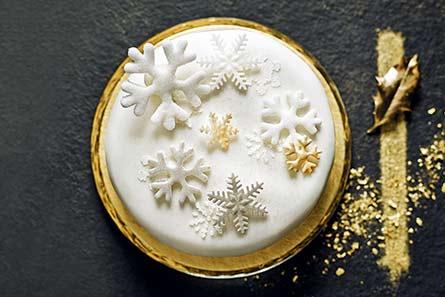 M&S Gluten Free Christmas Cake