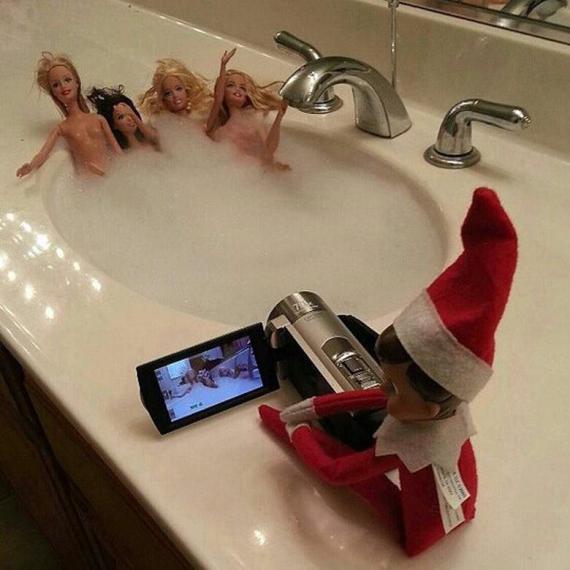 naughty elf 2