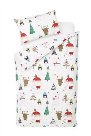 Next Christmas Bedding