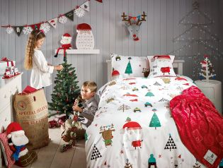 Next Xmas Bed Set