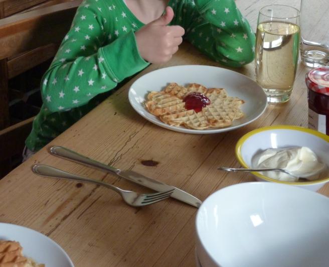 Norwegian Waffles 2