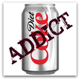diet coke addict