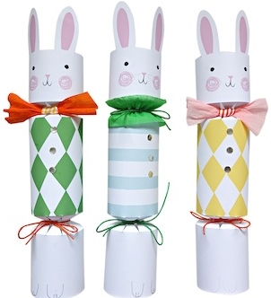 easter crackers bunny