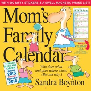 sandra boynton 2016 calendar